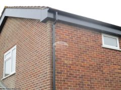 Anthracite Grey replacement fascias and soffits Malborough