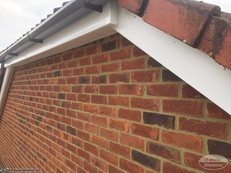 White Fascias, soffits and guttering Bearsted, Maidstone