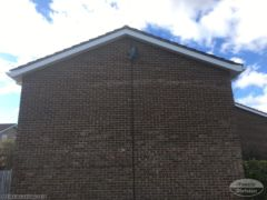 UPVC bargeboards and soffits