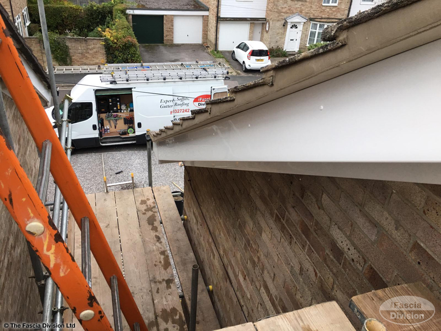Repoint roof verges and install new bargeboards