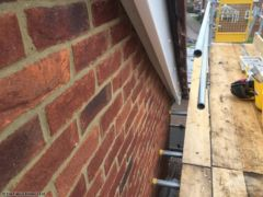 white UPVC bargeboards and soffits Maidstone